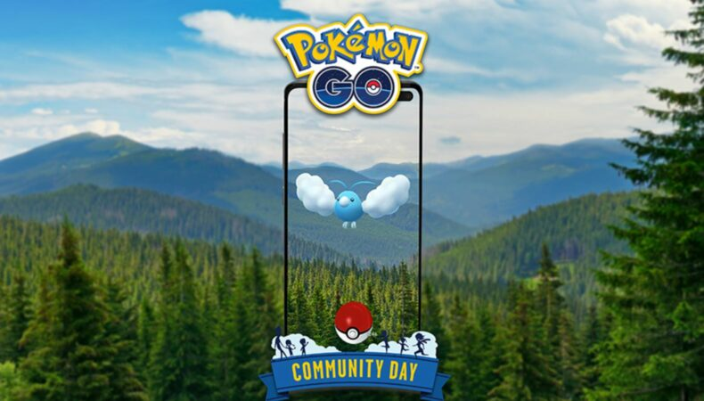 Pokemon Go community Mai 2021