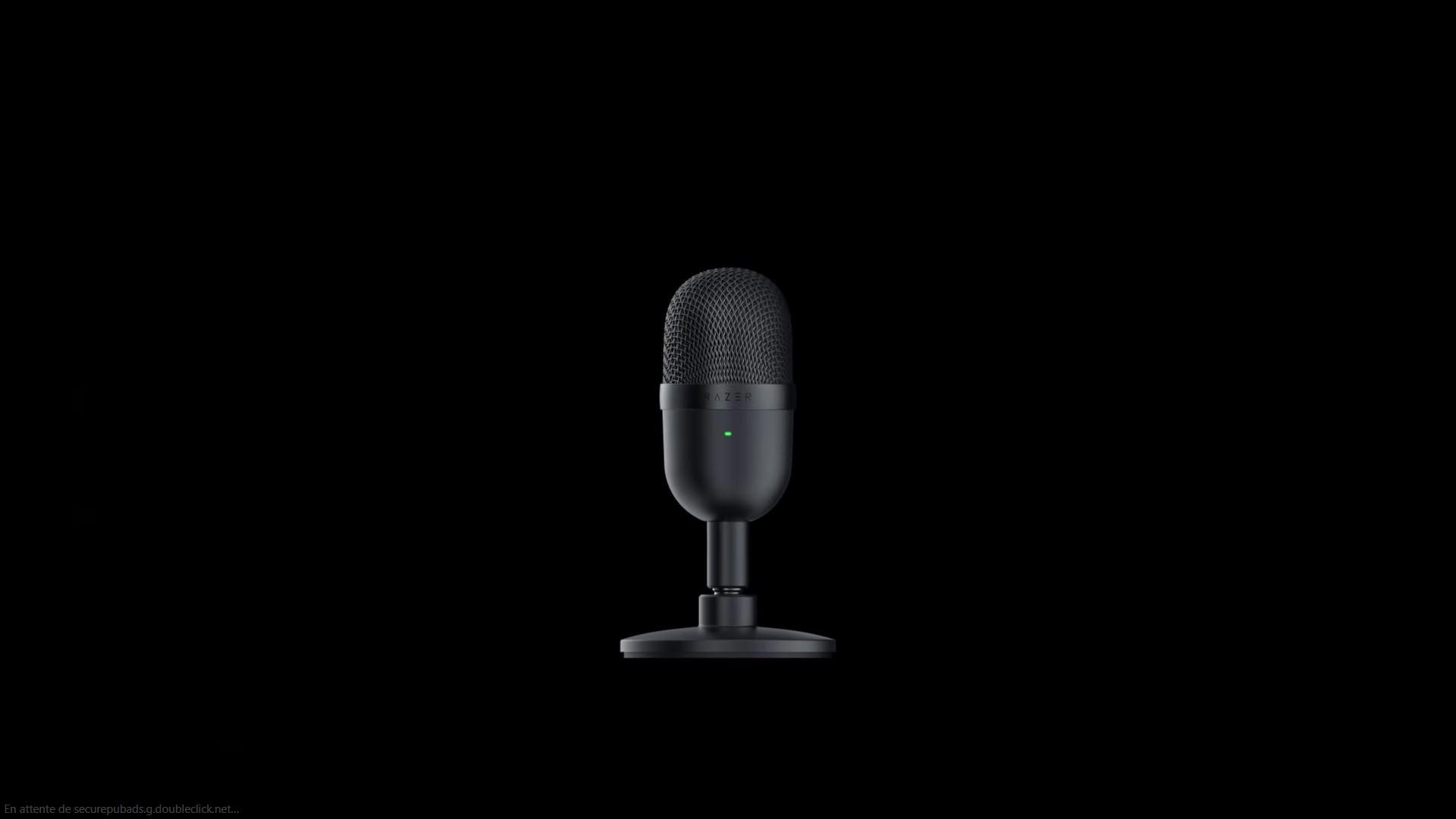 Razer Seiren Mini micro