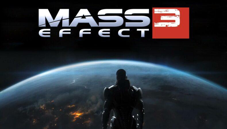 Mass Effect 3 Terre