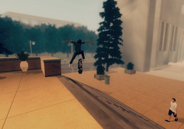 Skate City arrive sur console