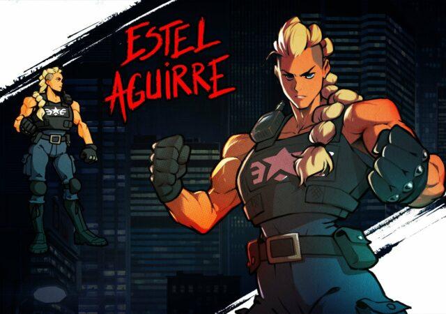 Streets of Rage 4 Estel