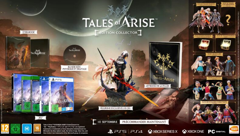 Tales of Arise - Edition collector