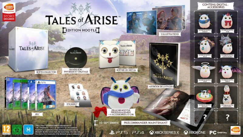Tales of Arise - Edition hootle