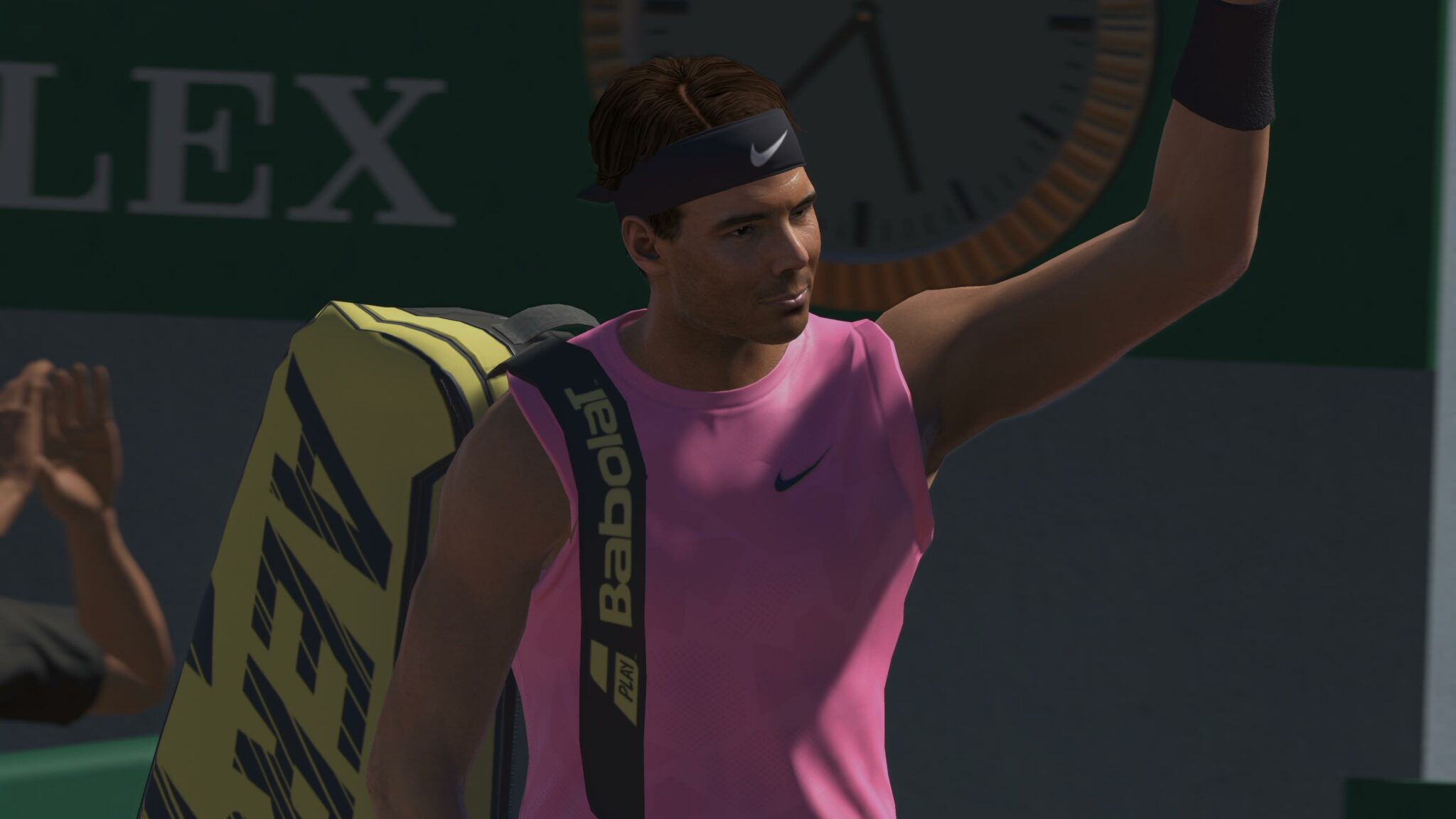 Test Tennis World Tour 2 PS5