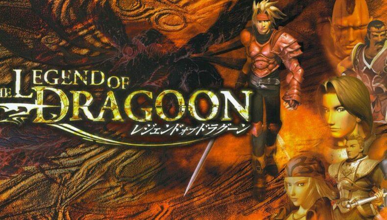 Legend of Dragoon Logo