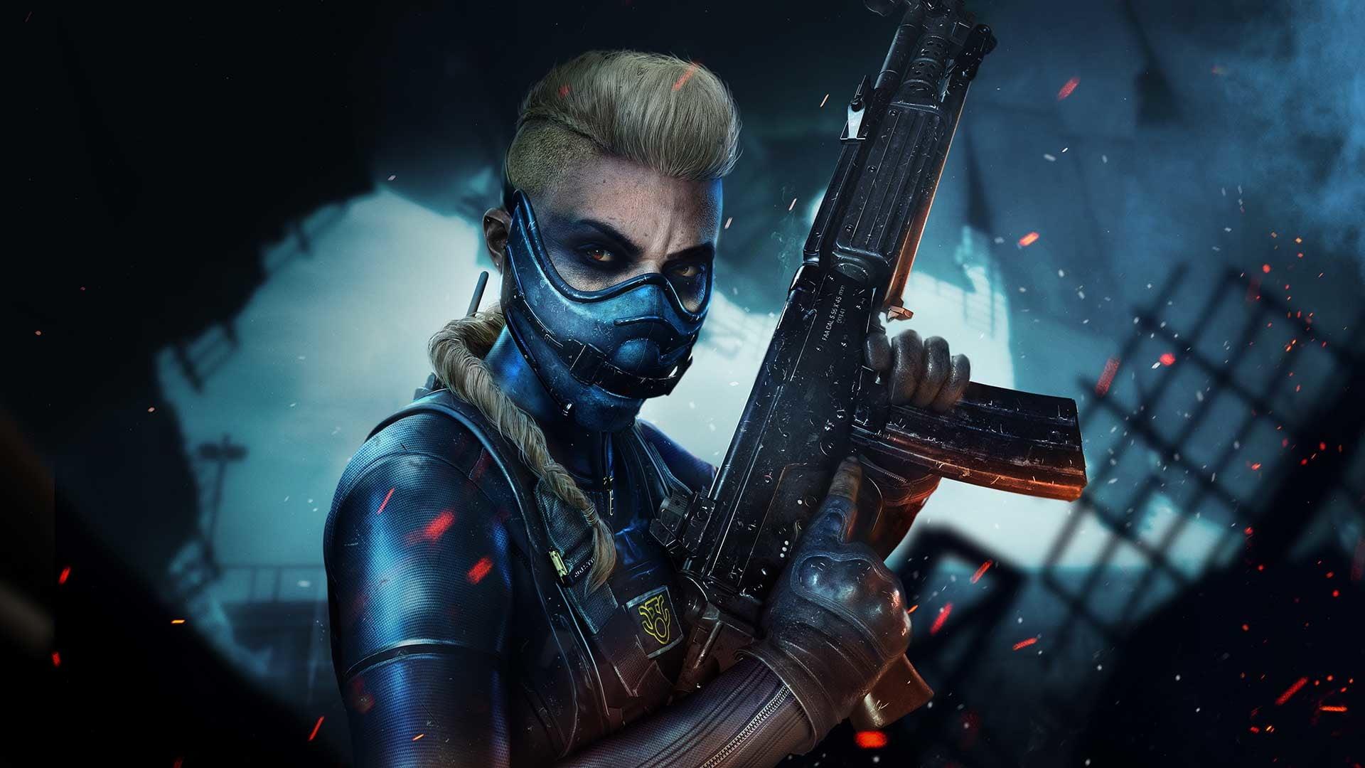 black ops: cold war opérateur