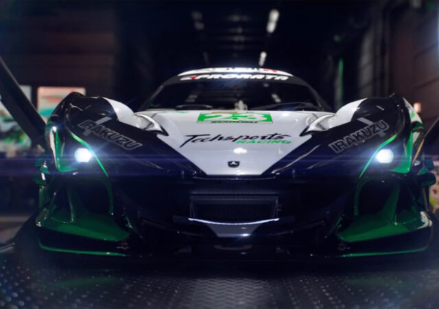 forza motorsport screen voiture