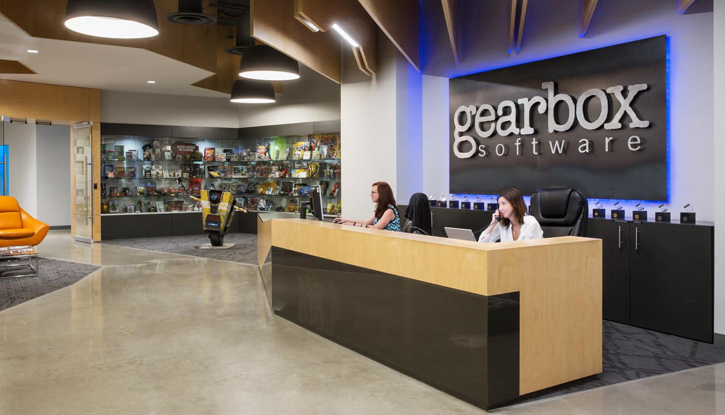 bureaux Gearbox