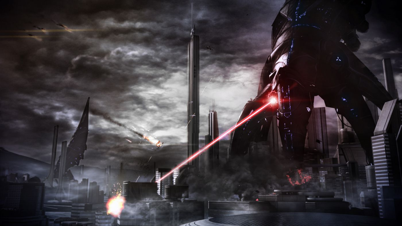 Mass Effect Legendary Edition Moissonneurs