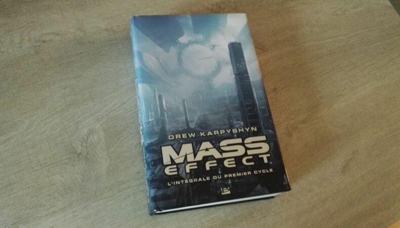 Mass Effect intégrale