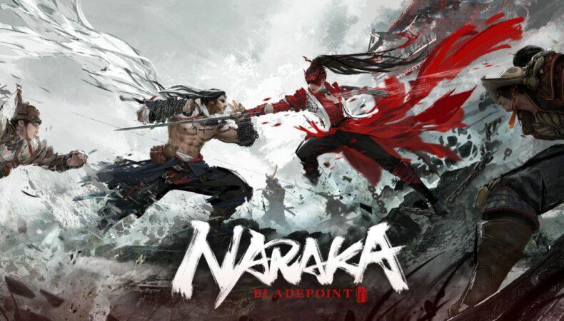 Naraka Bladepoint logo