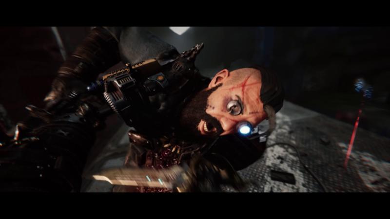 Necromunda: Hired Gun kill