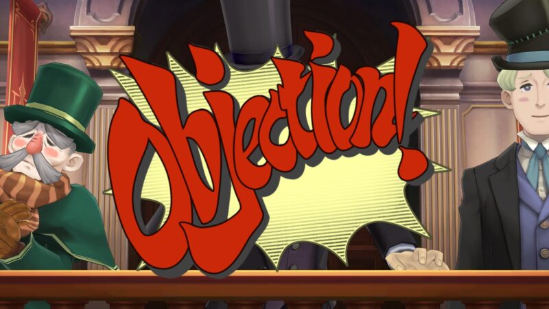 The Great Ace Attorney Chronicles objection