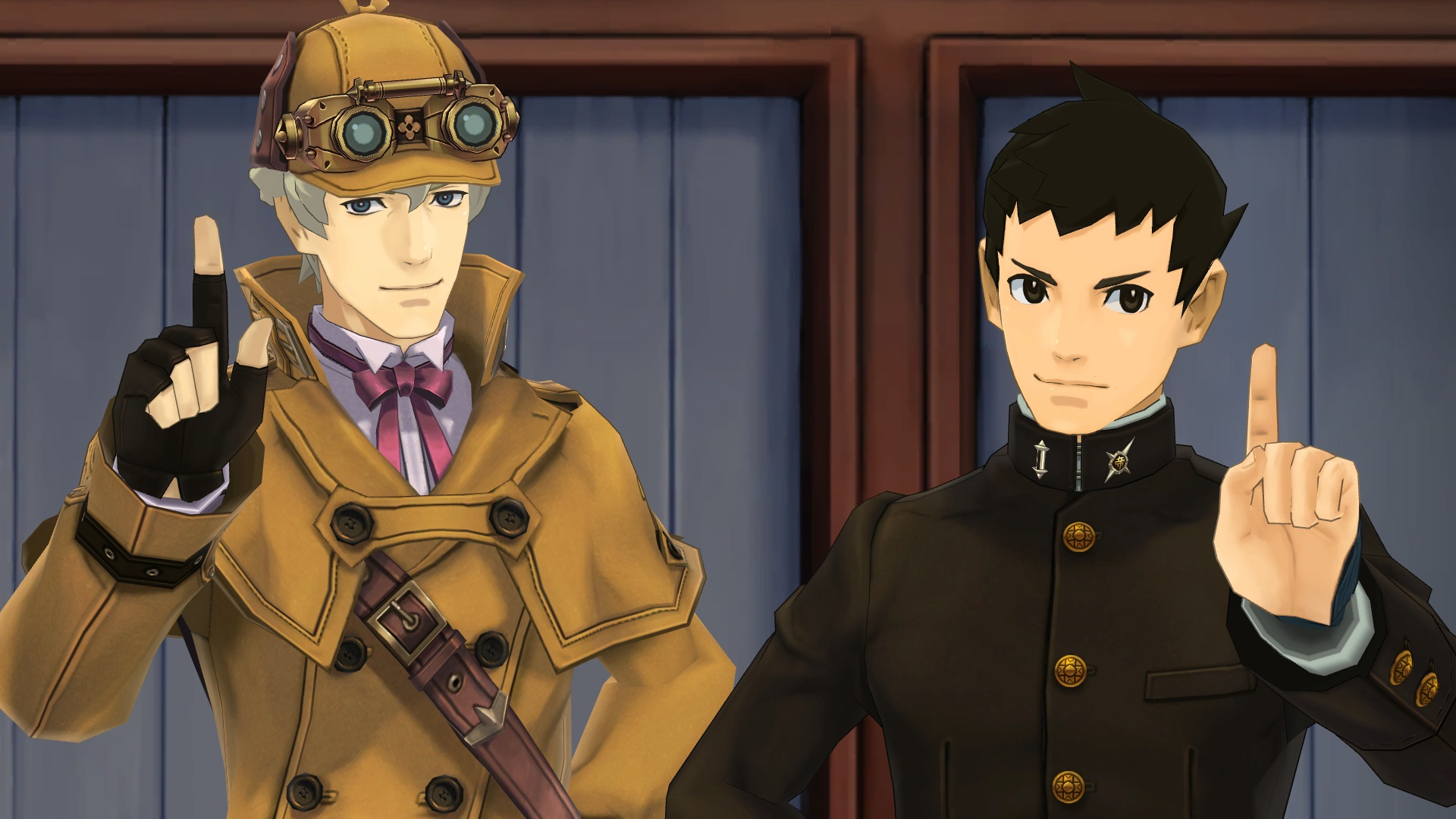 The Great Ace Attorney Chronicles ryu et sholmes