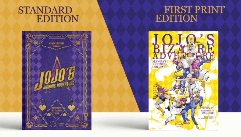 third editions jojo anglais cover