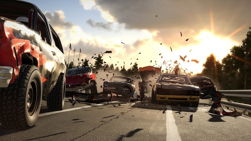 Wreckfest PS Plus Mai 2021