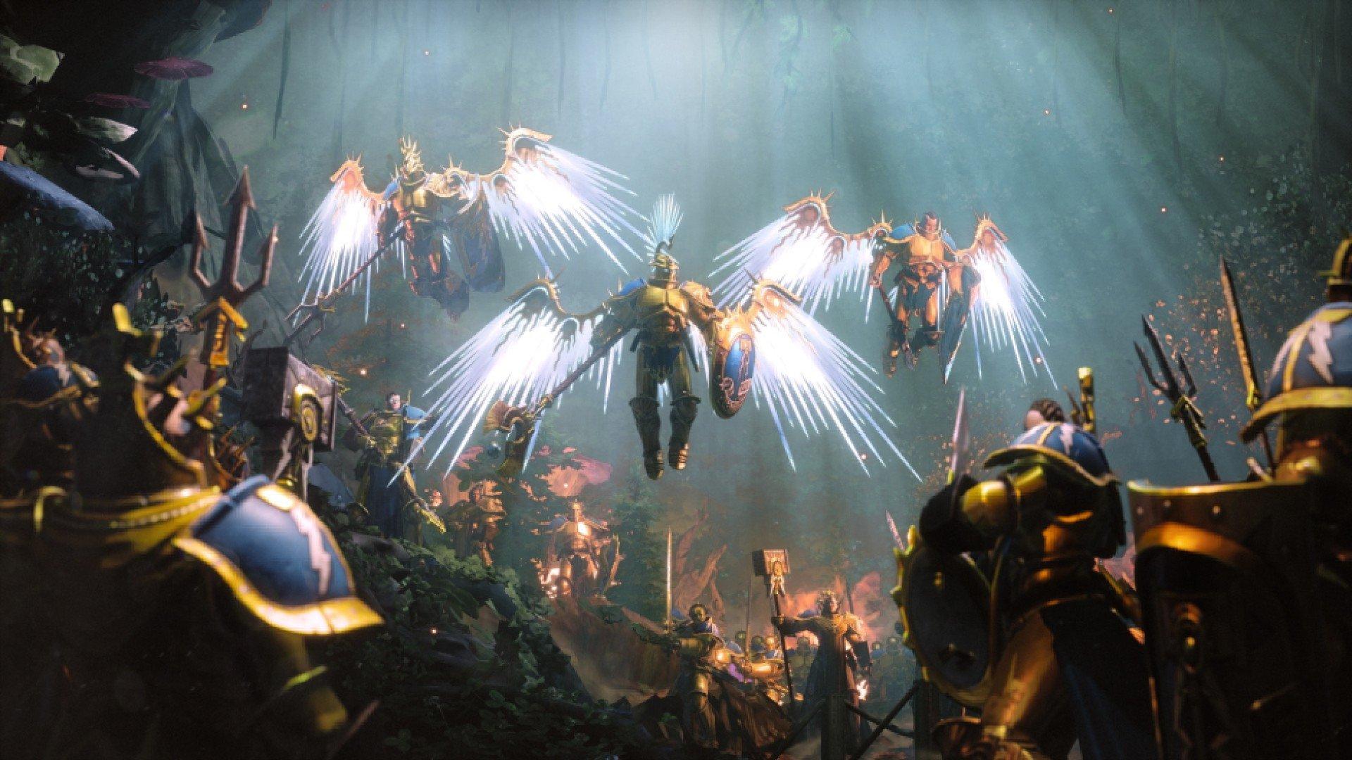 Warhammer Age of Sigmar: Storm Ground prosecutor