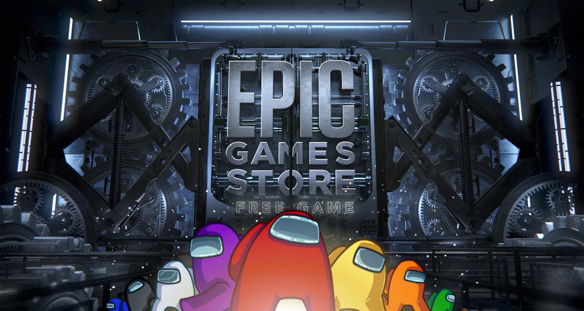 among us gratuit epic games store