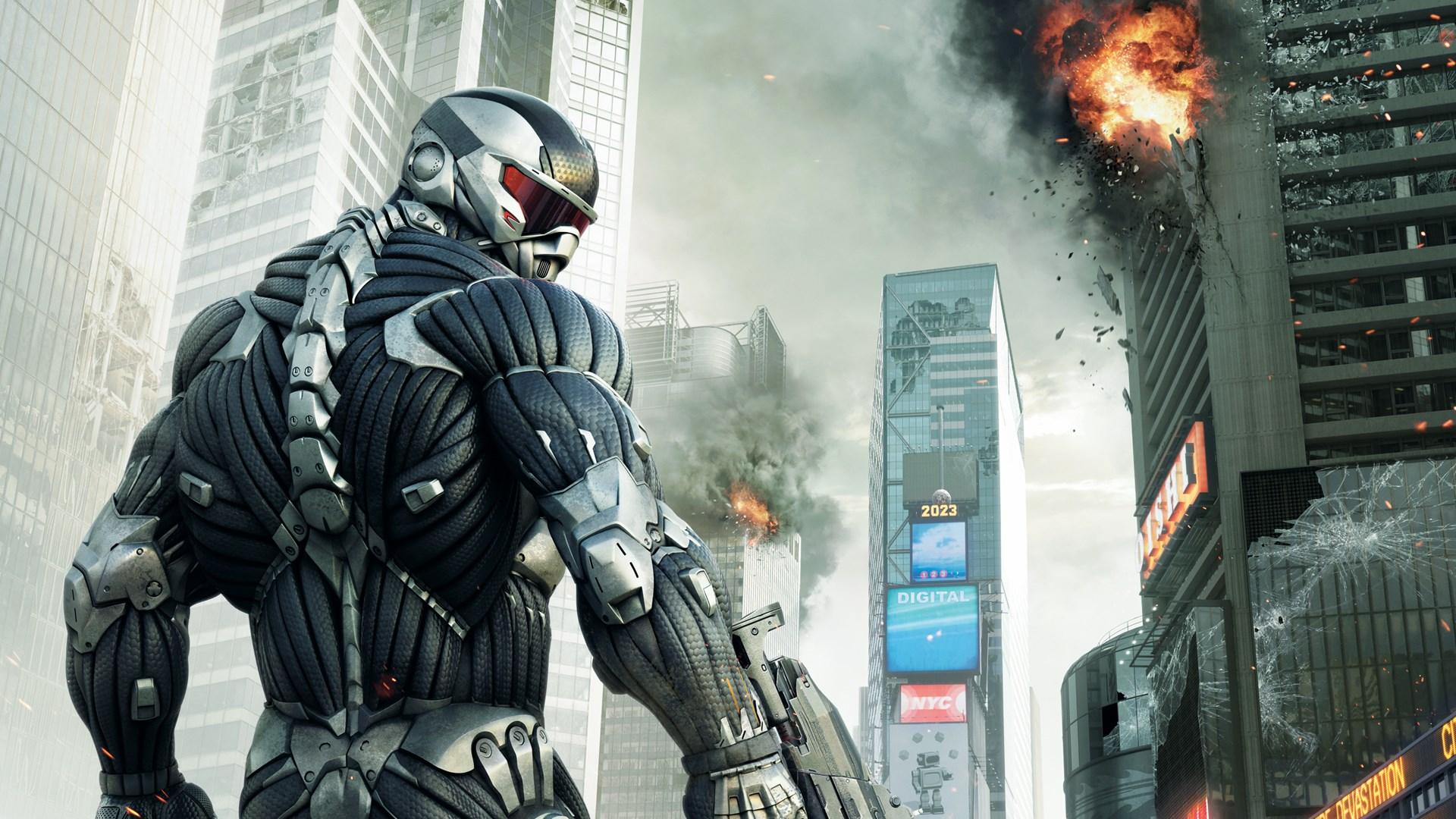 Crysis 2 Remastered tweet rumeur