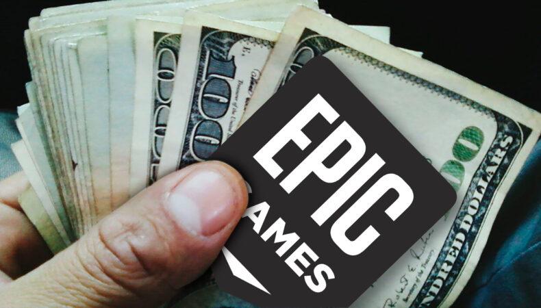 Epic games store chiffres d'affaires