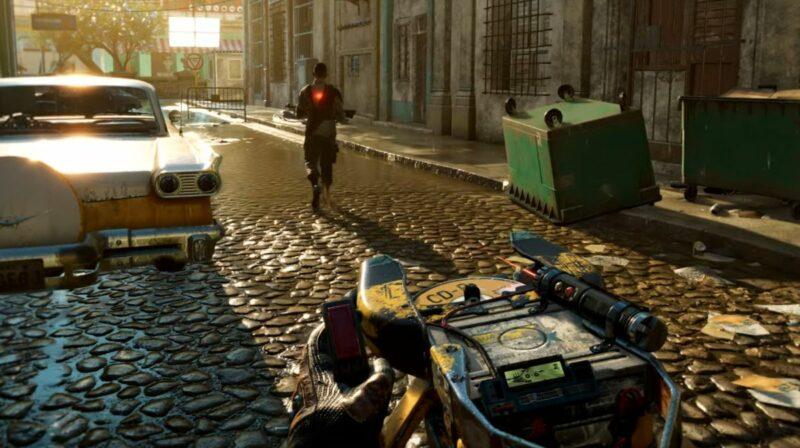 Far Cry 6 lance disque
