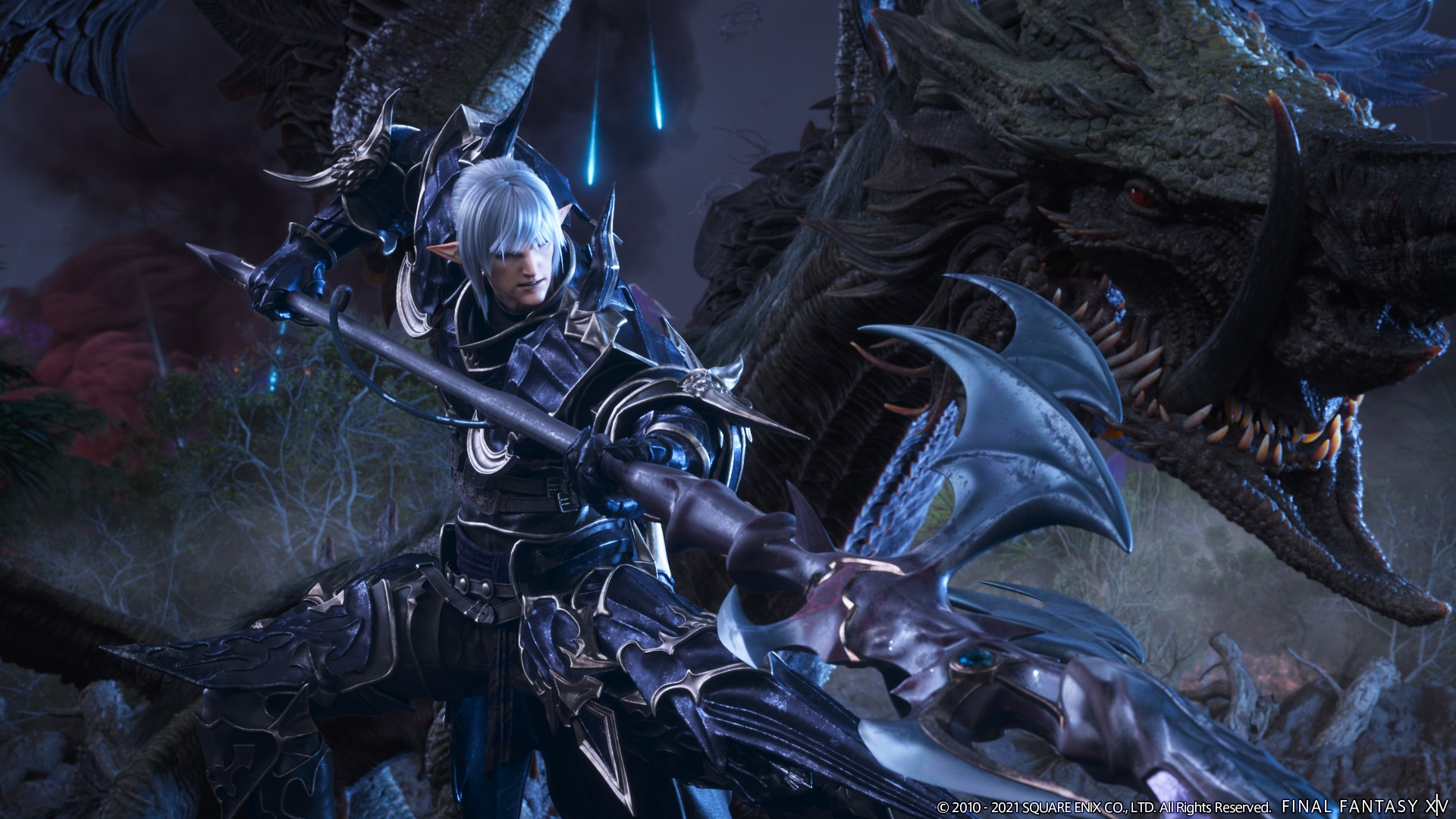 Final Fantasy XIV Endwalker - Estinien