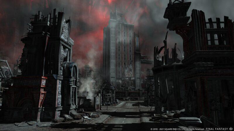Final Fantasy XIV Endwalker - Garlemald