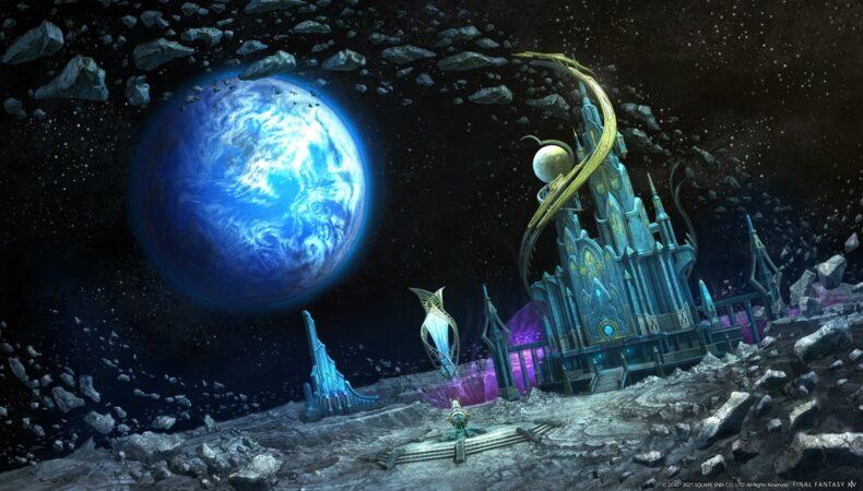 Final Fantasy XIV Endwalker - Mare Lamentorum