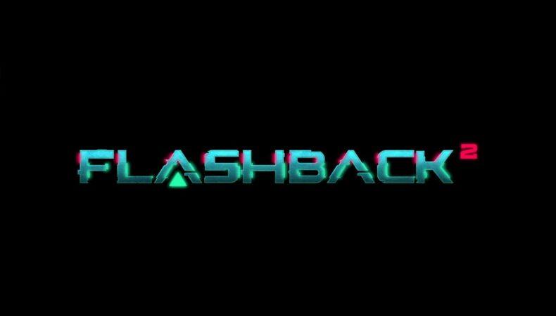 Flashback 2 logo 2