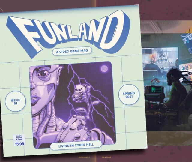 Funland #1 couverture