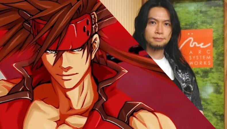 Guilty Gear Daisuke Ishiwatari