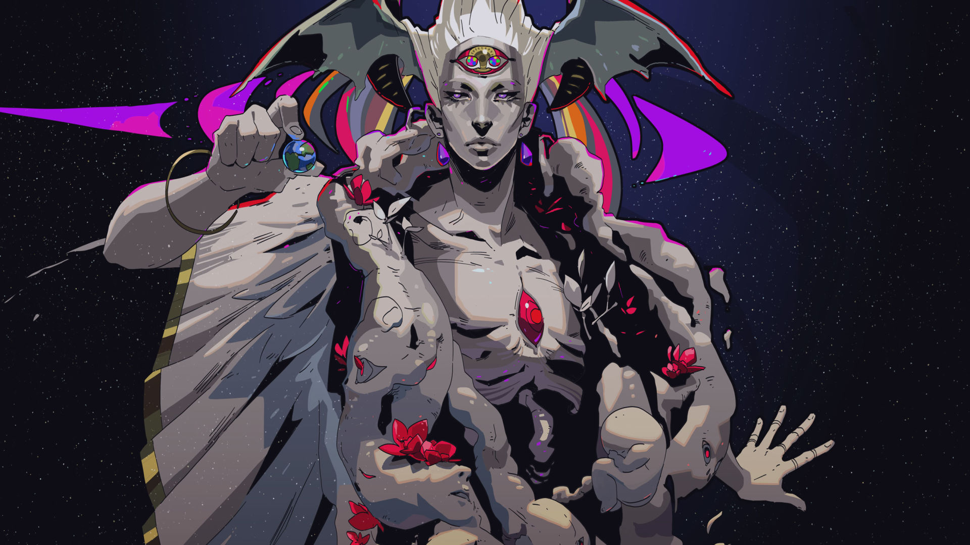 Hades PS4 - Personnage Chaos