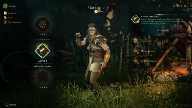 Hood: Outlaws & Legends atouts