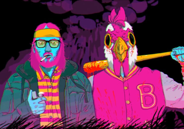 Hotline Miami Collection édition physique PS4 et Switch