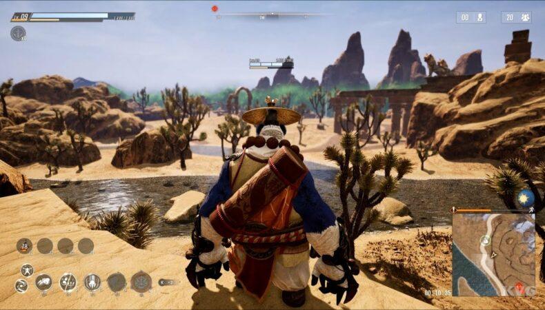 Hunter's Arena: Legends capture d'écran