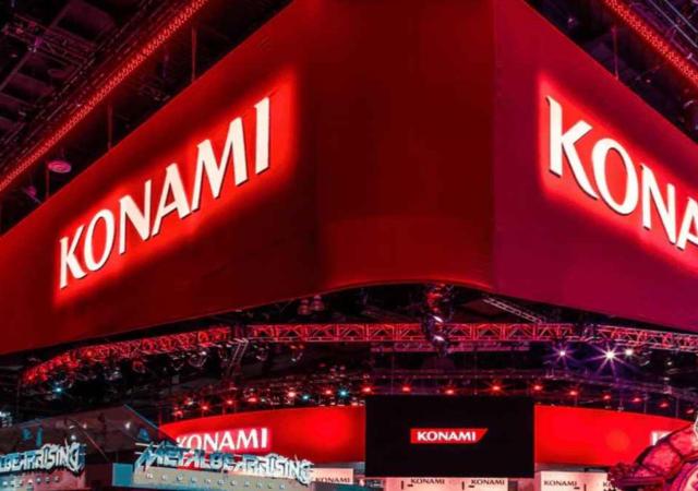 Konami E 2021