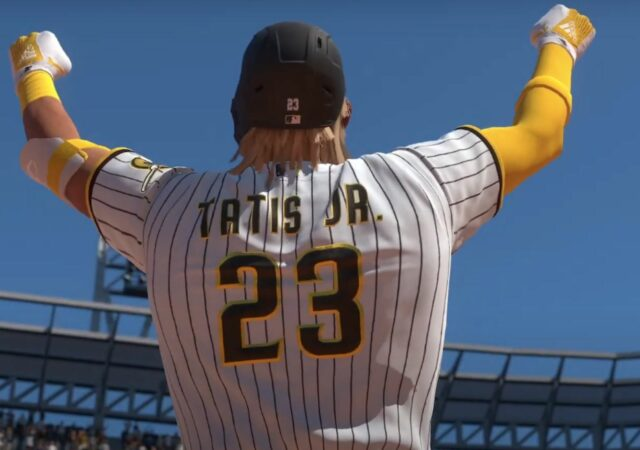 MLB The Show 21 Tatis Jr