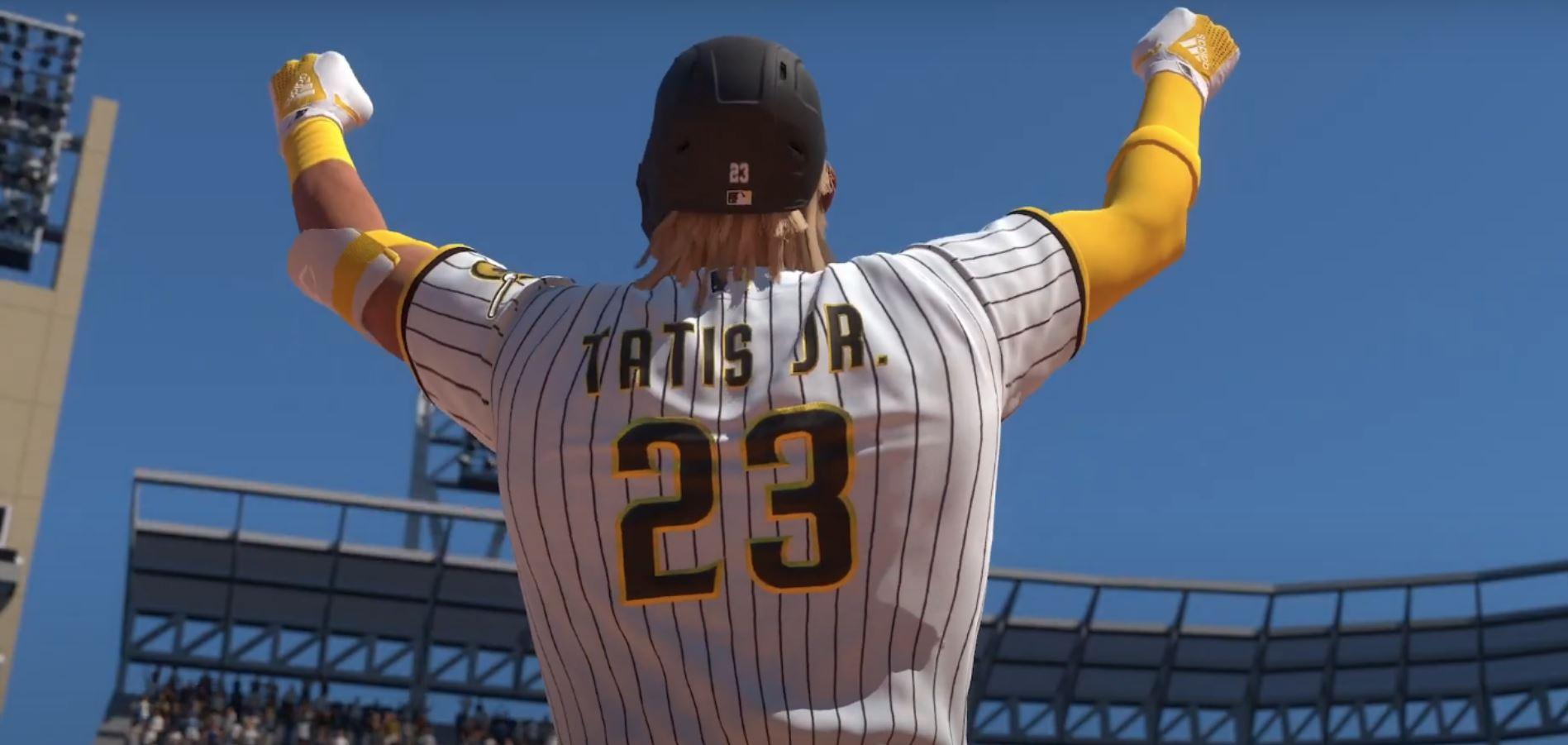 MLB The Show 21 Tatis Jr