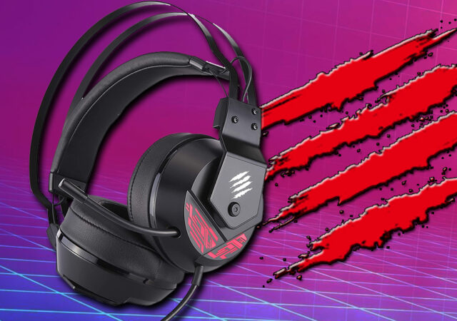 Casque audio Mad Catz cover pic