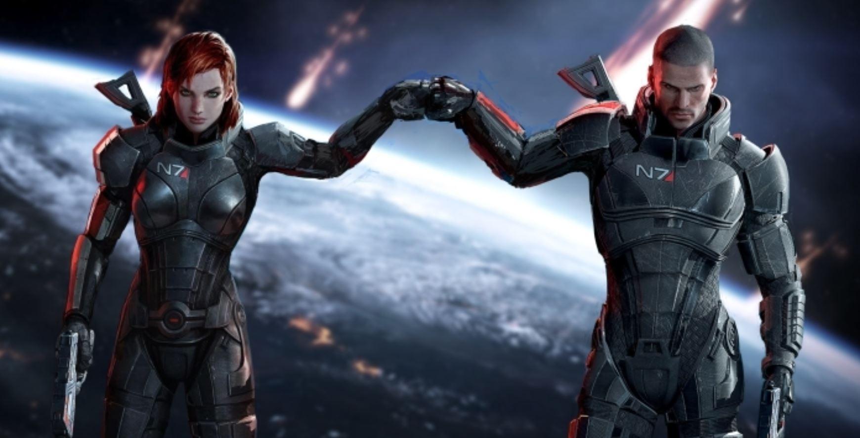 Mass Effect Legendary Edition Vinyles