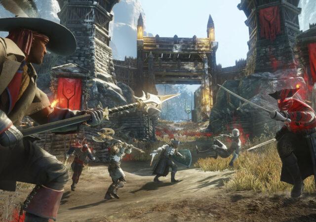 New World - Amazon MMO RPG