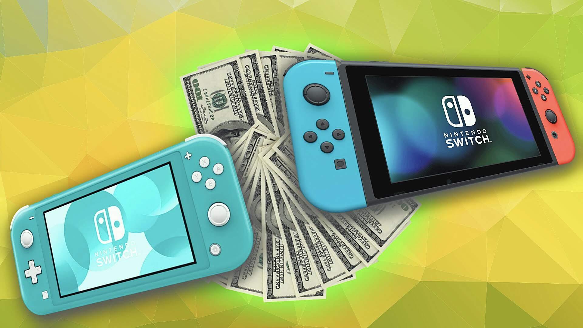 Nintendo - Switch et pognon