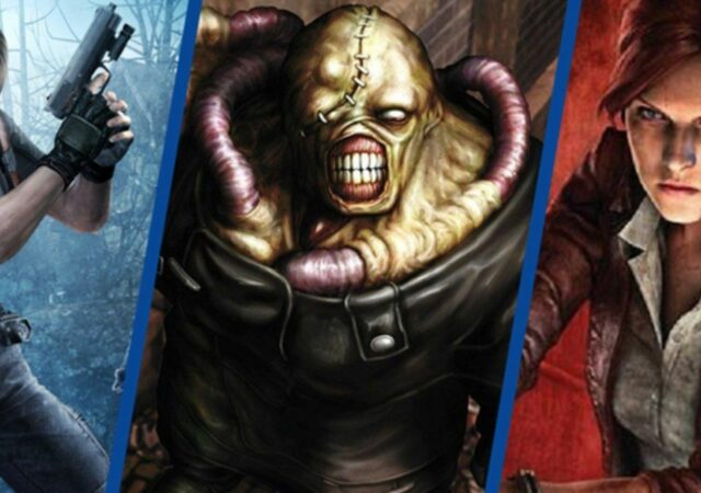 Resident Evil game pass personnages