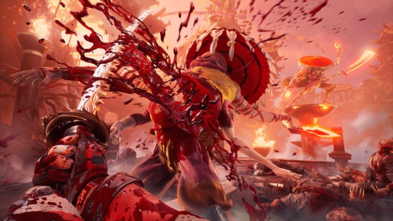 shadow warrior 3 katana fight