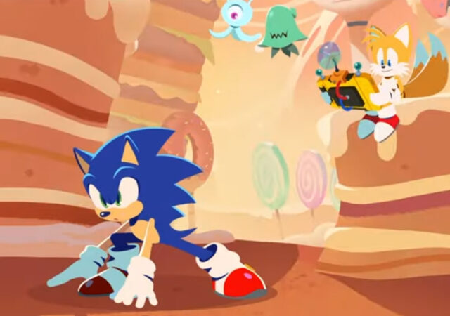 Sonic Colors Rise Wisps
