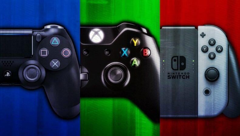 Sony Crossplay joypads