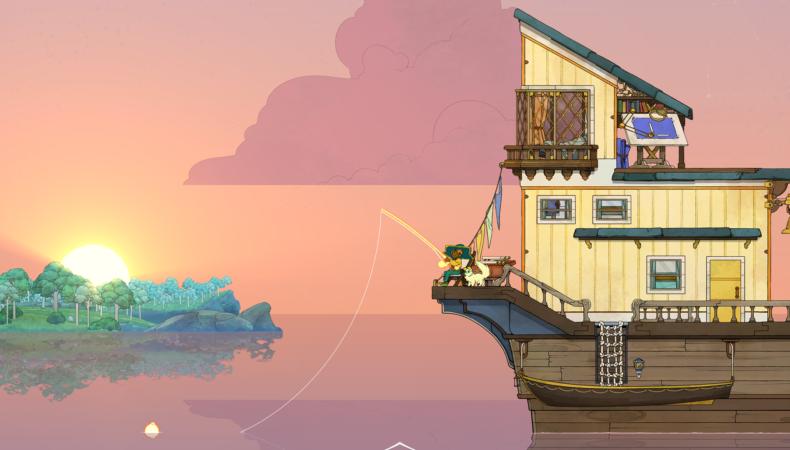 Spiritfarer bateau