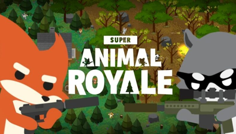 Super animal royale renard