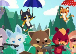 Super animal royale heros
