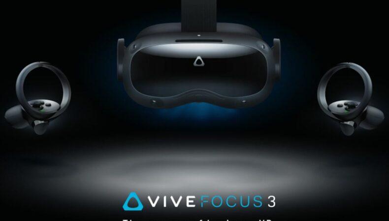 VIVE focus 3-HTC vr